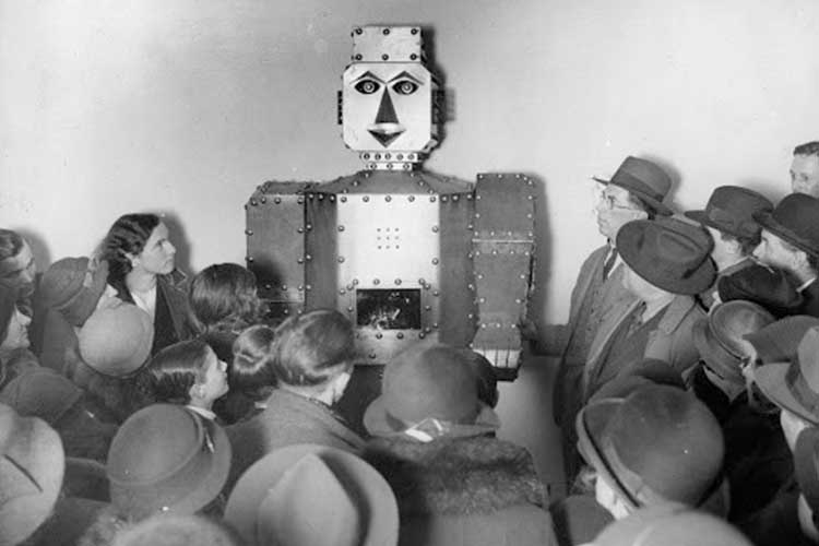 The Rise Of Automated Journalism